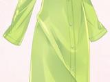 Leaf Raincoat