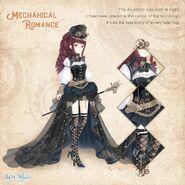 Mechanical Romance