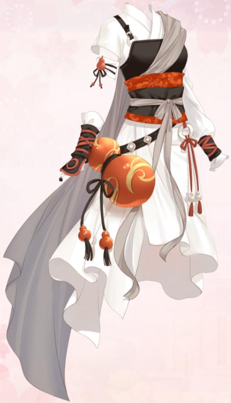 Sword Girl (Top)