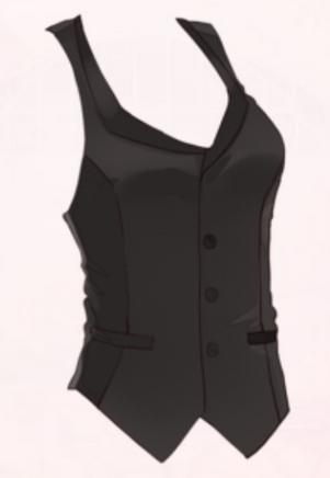 Gentle Waiter-Vest