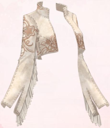 Cowboy Style (Coat)