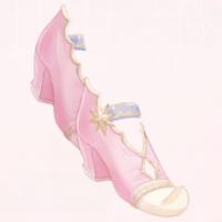 Magic Colorful Boots