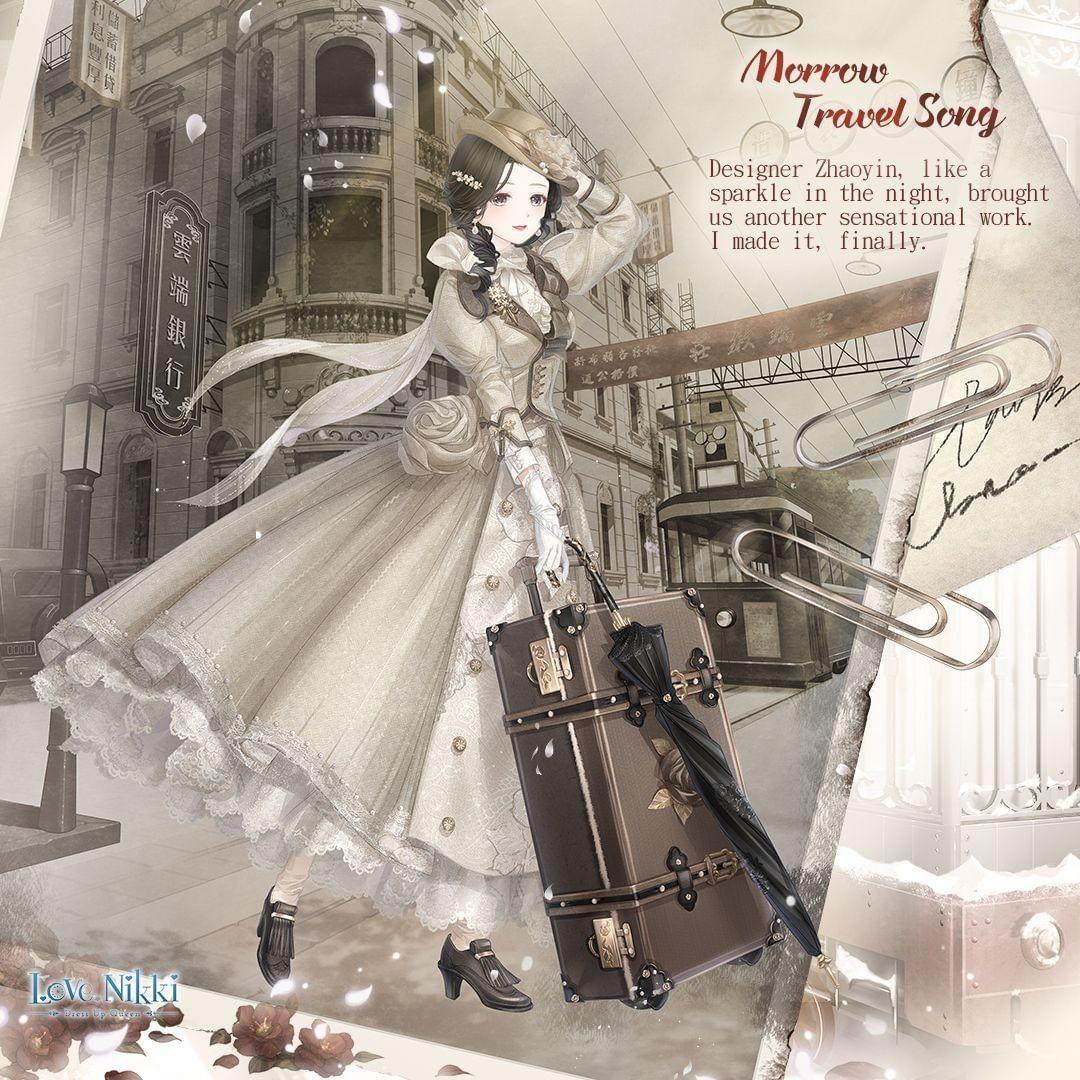 Morrow Travel Song