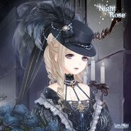 Night Rose 1