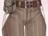 Brown Military Pants