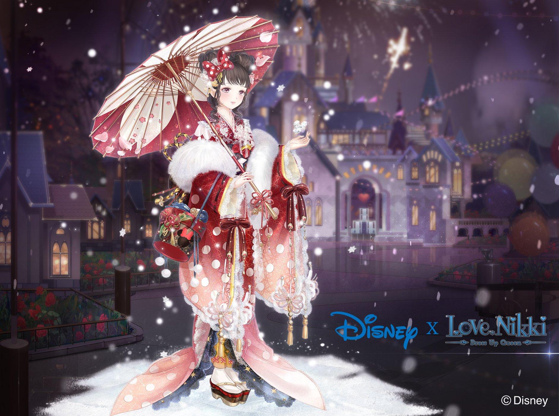 Magic Gleam ♥Minnie
