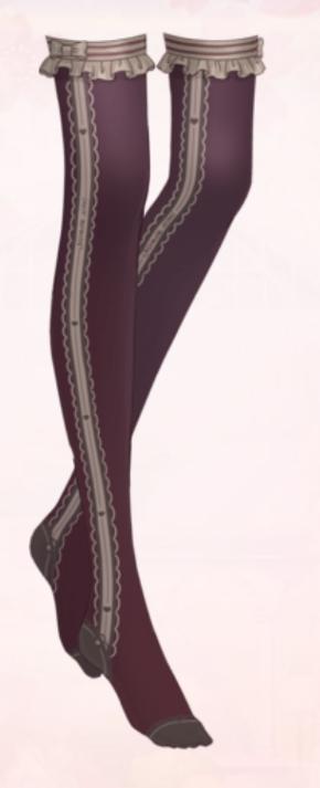 Chocolate Stockings-Brown