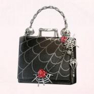 Cobweb Handbag