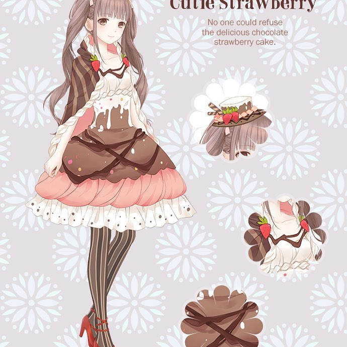 Cutie Strawberry