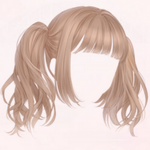 Fluffy Twin Tail