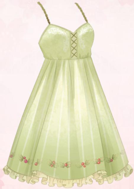 Crane Berry (Dress)