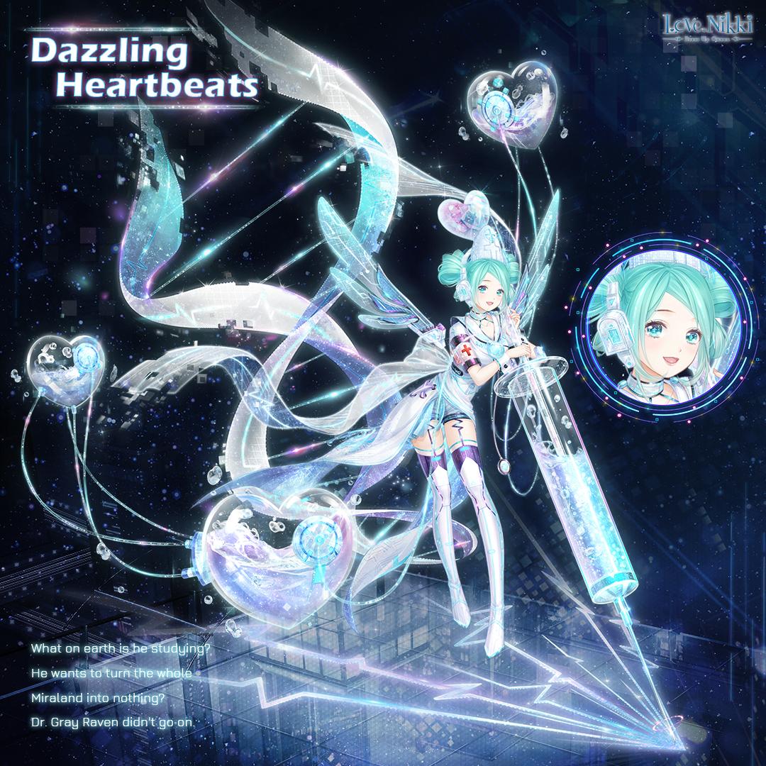 Dazzling Heartbeats