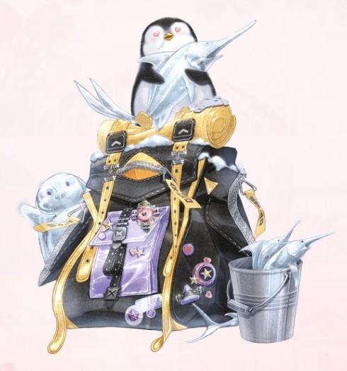 Goofy Penguin