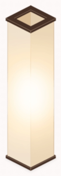 Graceful Standard Lamp