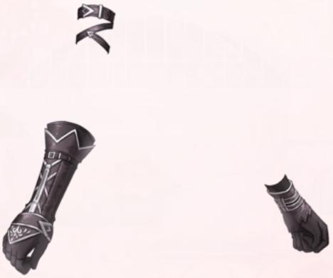 Assassin's Gloves-Rare