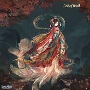 God of Wind unposed