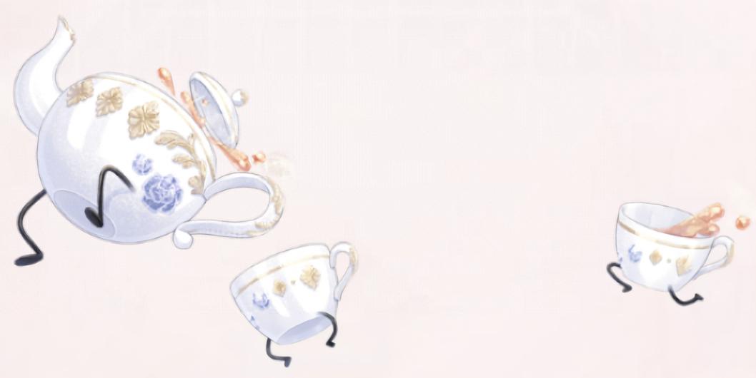 Escaping Teapot