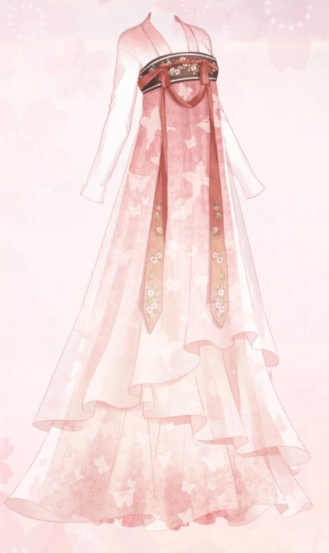 Butterfly Tune (Dress)