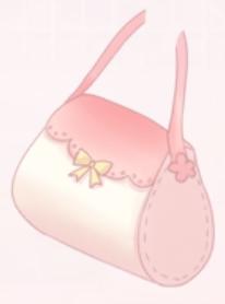 Candy Heart-Bag