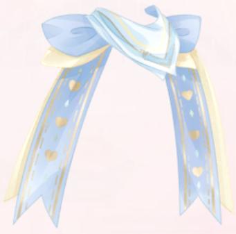 Double Silk Ribbon