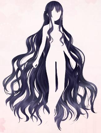 Bat Shadow (Hair)