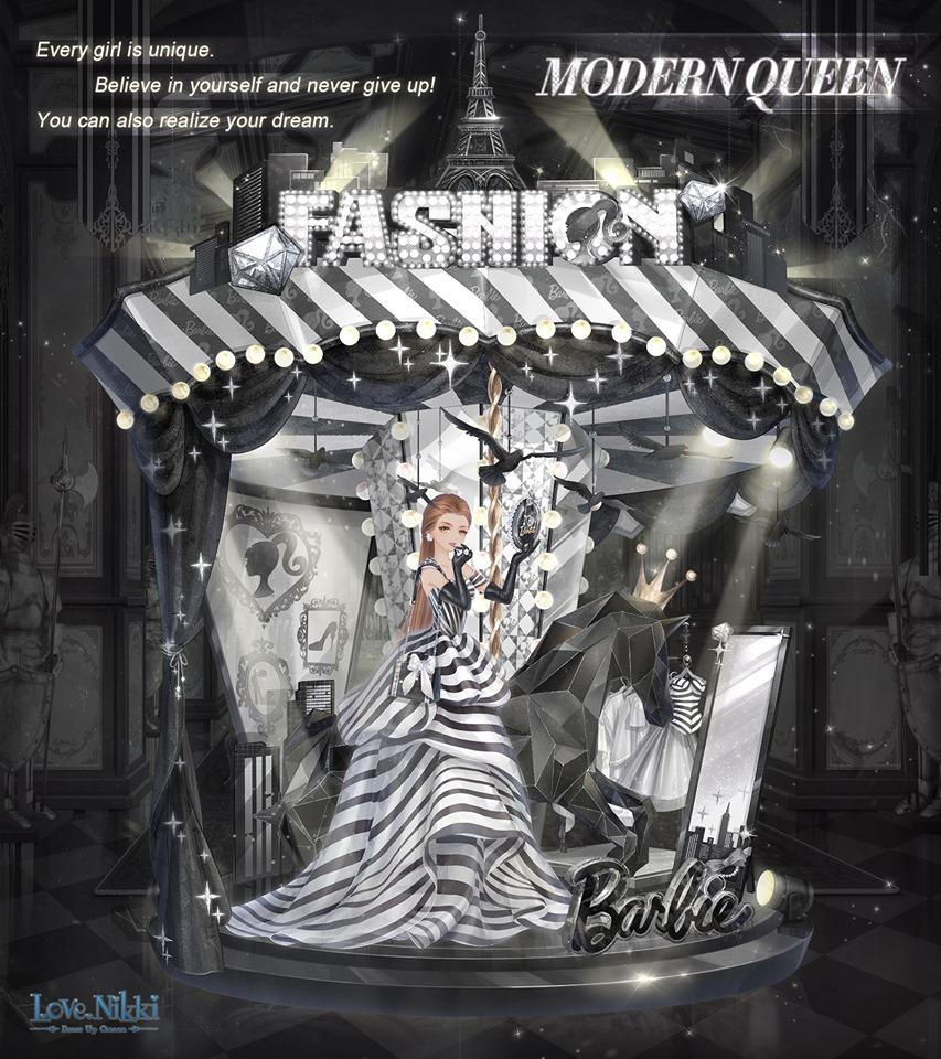 Modern Queen