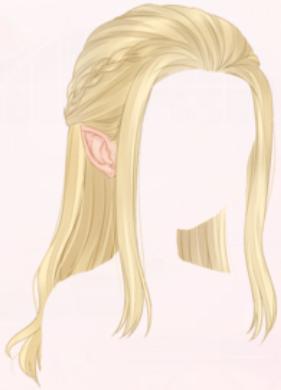 Elf Long Hair