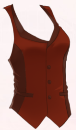 Obedient Waiter-Vest