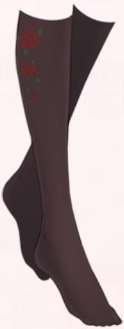 Camellia Socks