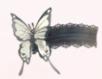 Butterfly Garters