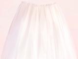 Chiffon Miniskirt-Pink