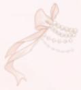 Bow Ribbon-Pale
