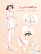 Angel in White