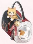 Cat Space Capsule