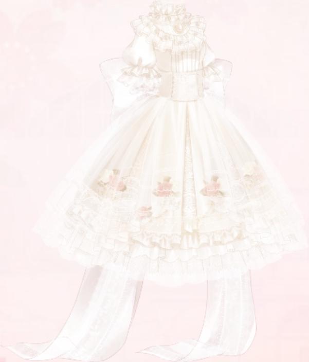 Childlike Love (Dress)