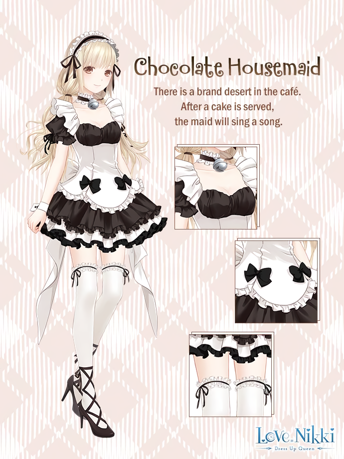 Chocolate Housemaid