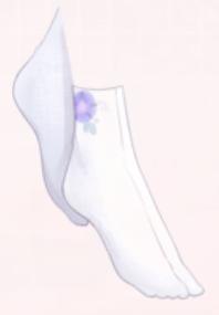 Crow Head Sock