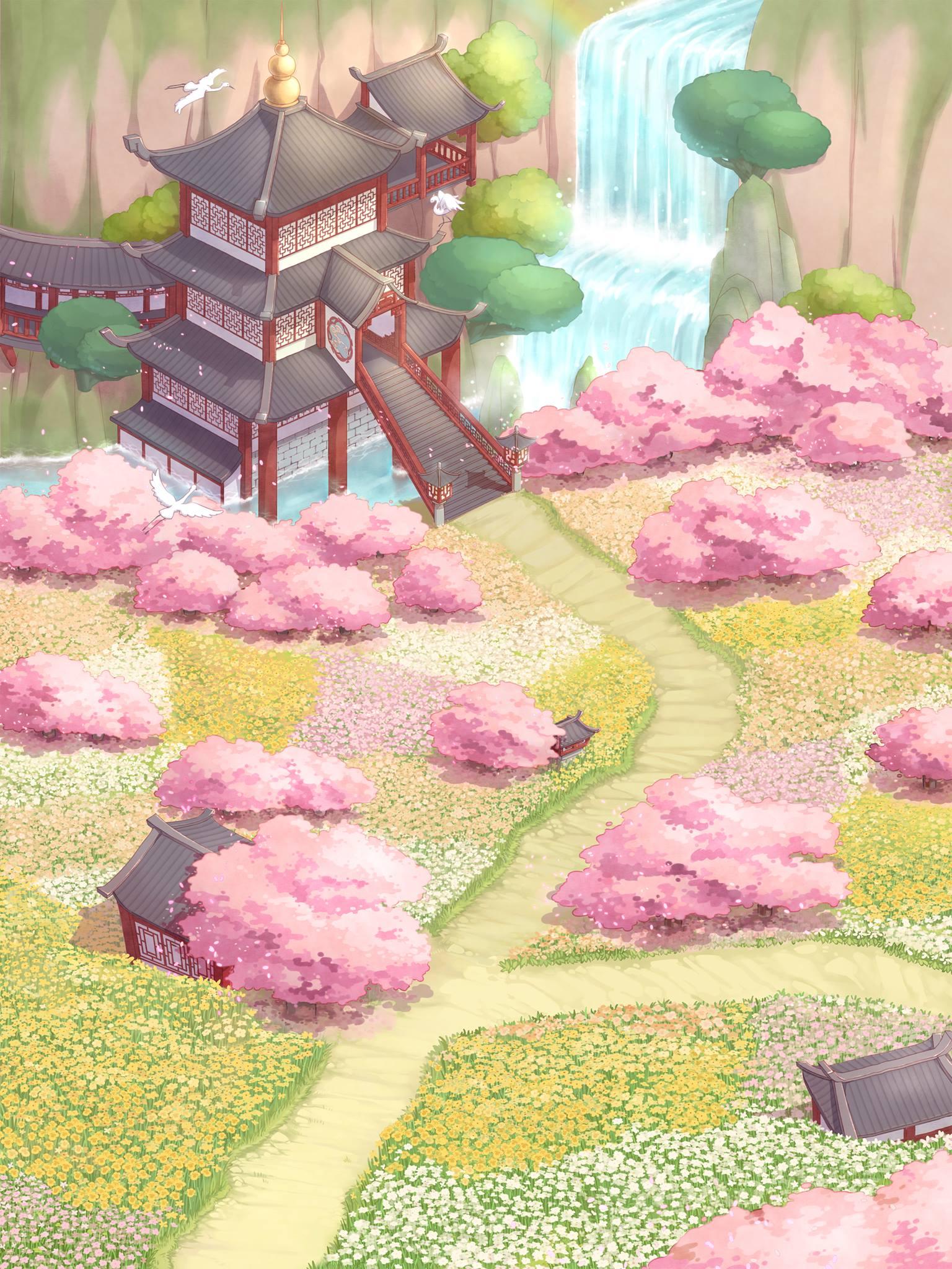 Flower Field (Location)