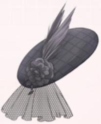 Black Silk Hat