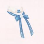 Star Velvet Ribbon