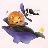 Crying Pumpkin