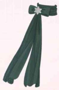 Holy Night Silk Scarf