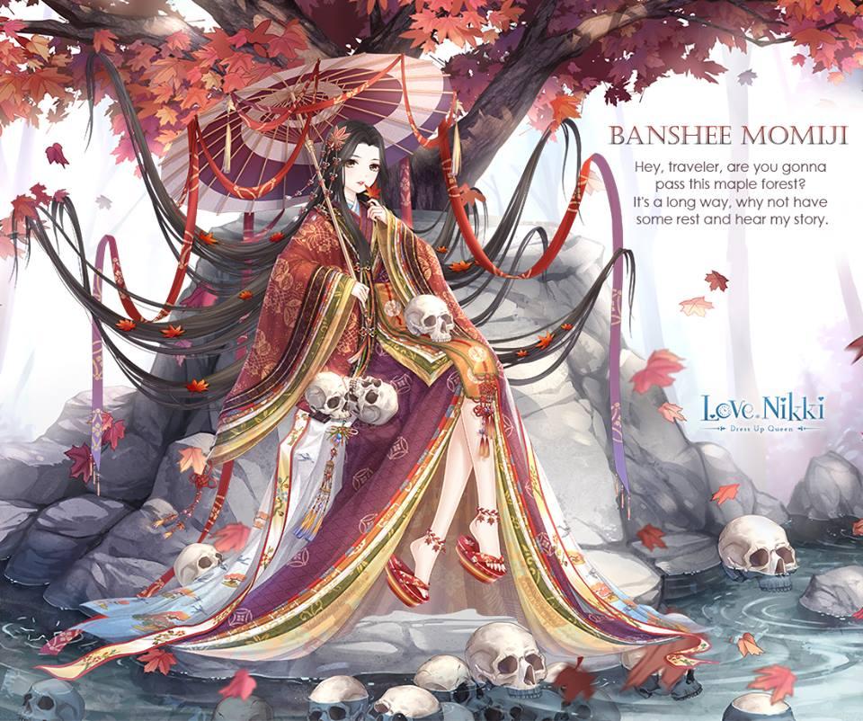 Banshee Momiji