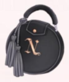Black Pearl Bag-Rare