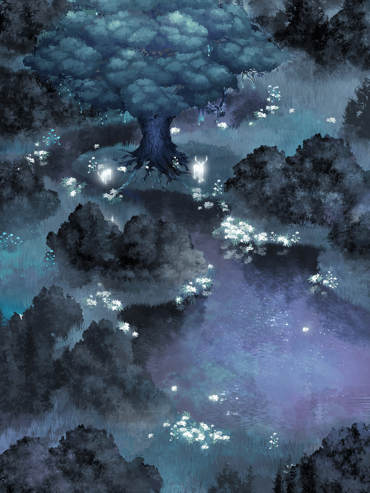 V2: Chapter 3 Starlight- Reflection
