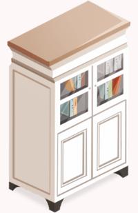 Dreamer's Bookcase