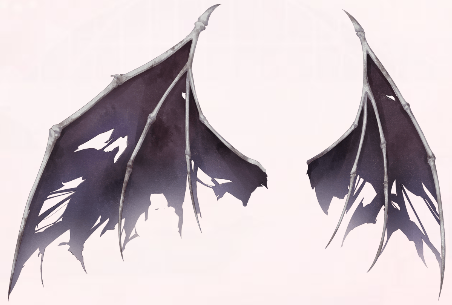 Dark Night Wings