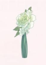 Camellia Hairpin-Rare