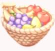 Bumper Fruit Basket