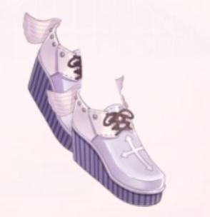 Cross Platform Shoe